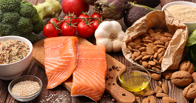 Which foods help relieve inflammation | Anti inflammatory foods | Flarin