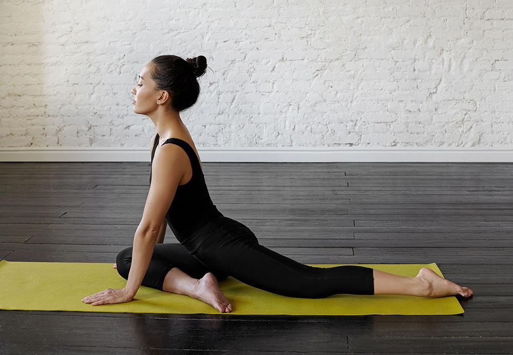 Sitting pidgeon | Sciatica exercises | Flarin