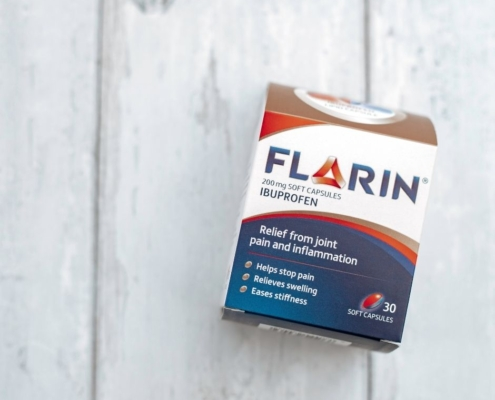 FLARIN PAIN RELIEF